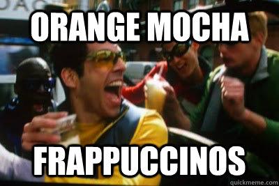 OrangeMochaFrappacino